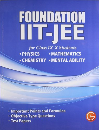 Foundation IIT-JEE  by  GKP