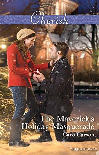 The Mavericks Holiday Masquerade (Montana Mavericks: What Happened at the Wedding? Book 5)  by  Caro Carson
