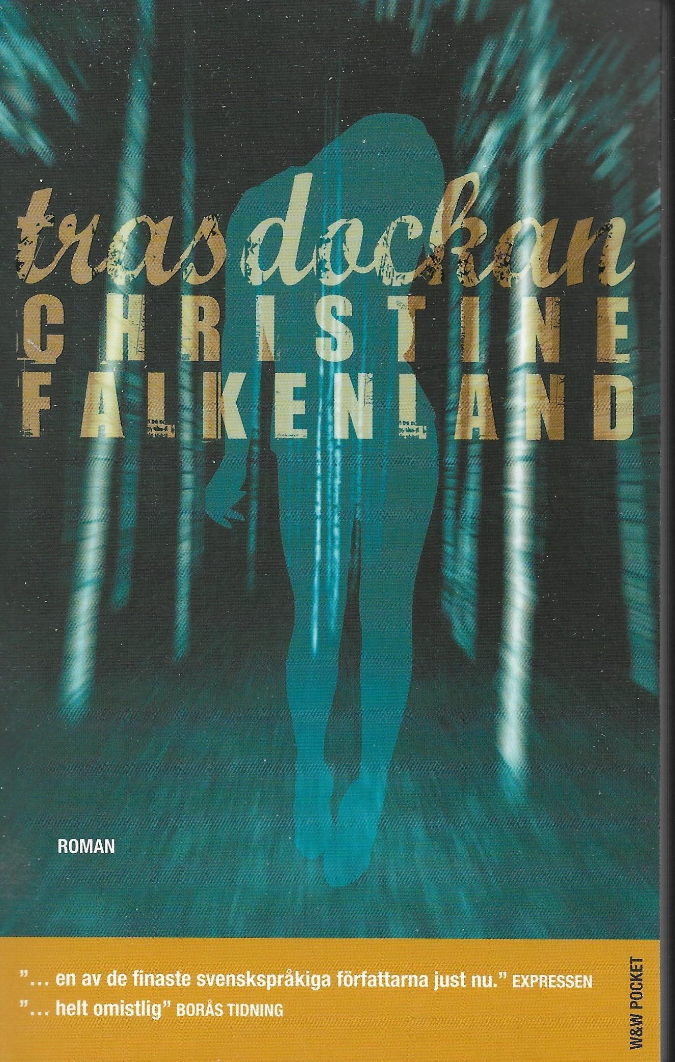 Trasdockan Christine Falkenland