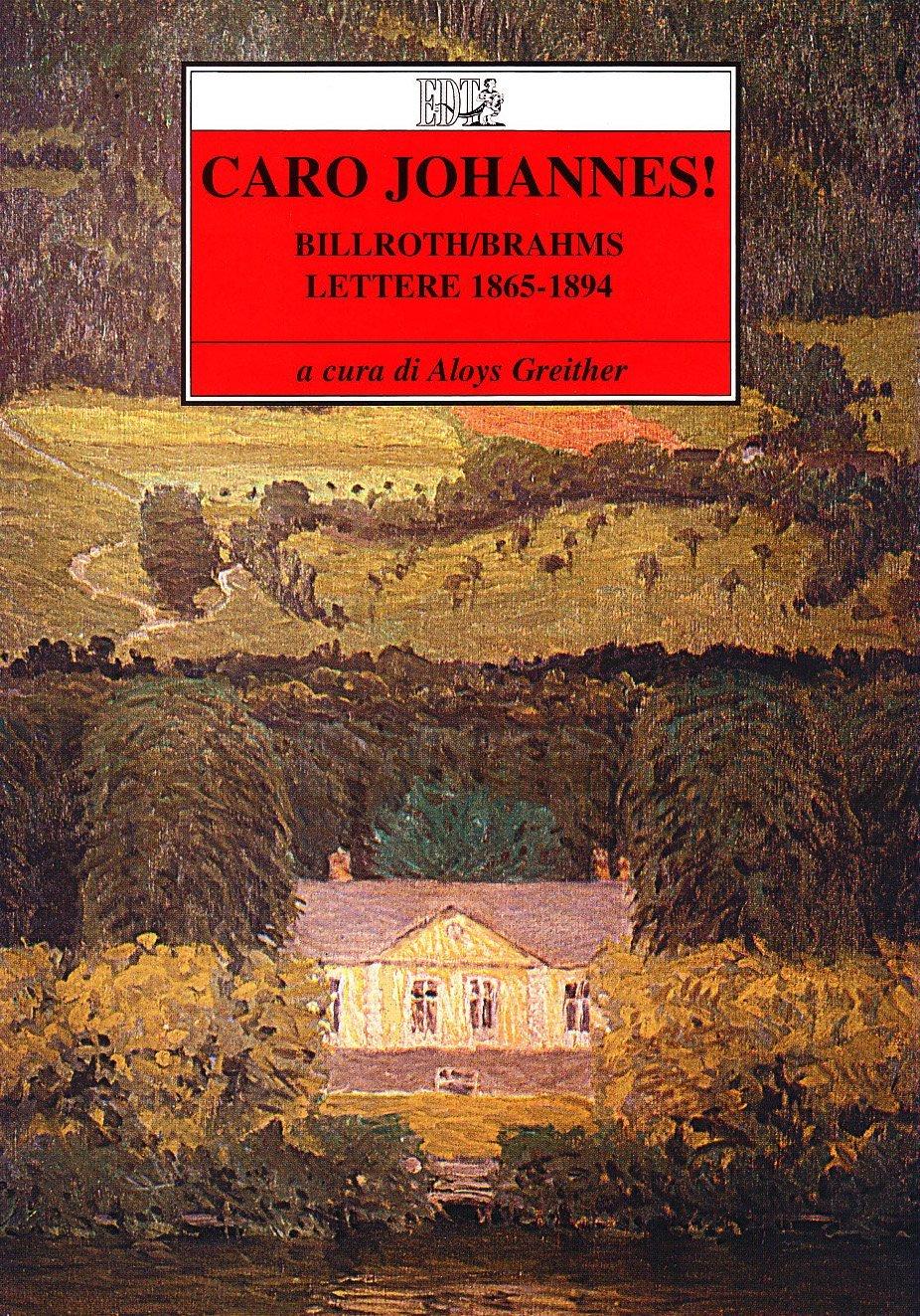 Caro Johannes! Billroth-Brahms: lettere 1865-1895  by  Johannes Brahms