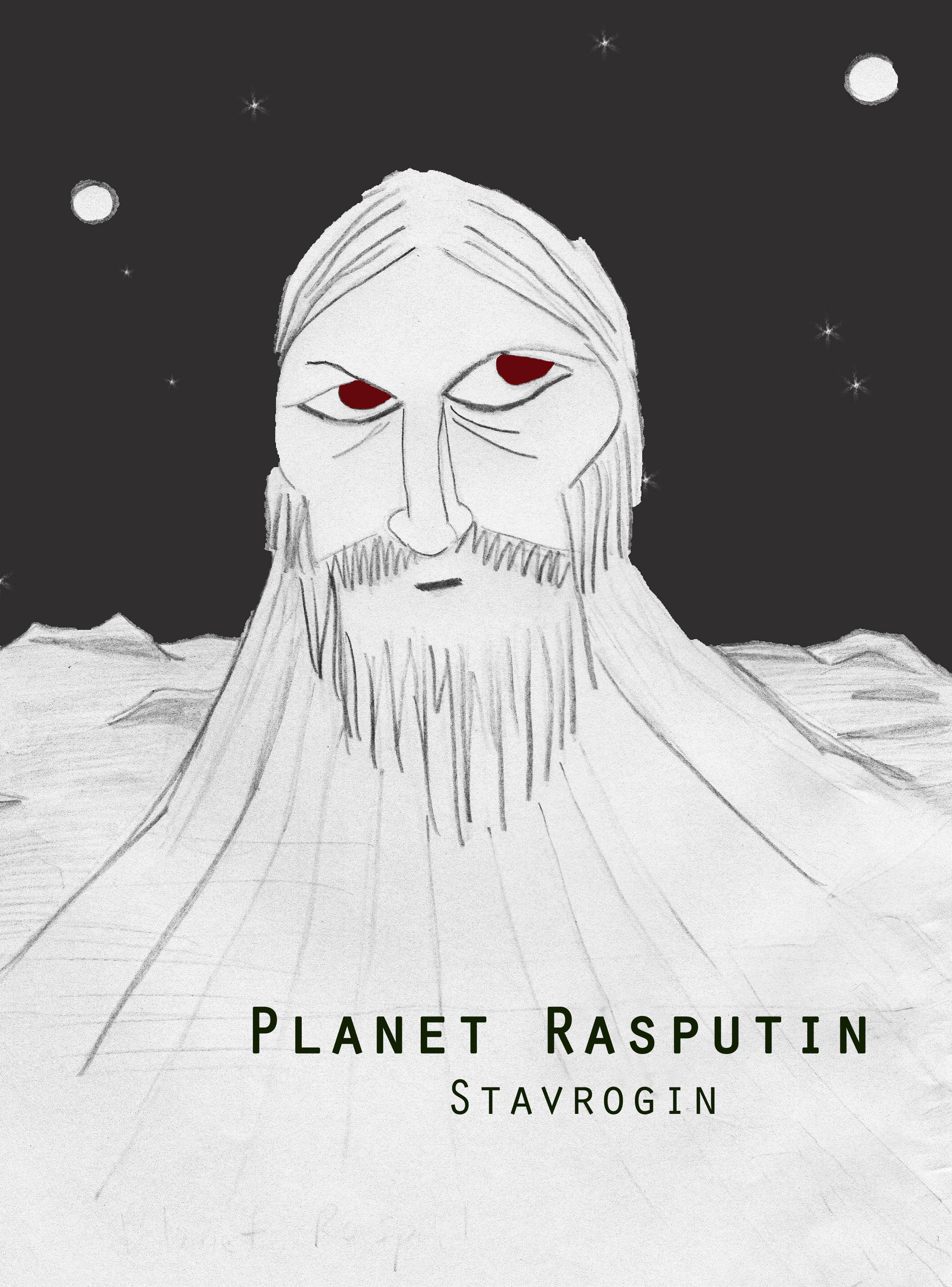 Planet Rasputin Oli Johns