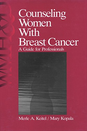 Counseling Women with Breast Cancer: A Guide for Professionals Merle A. Keitel