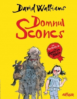 Domnul Sconcs  by  David Walliams
