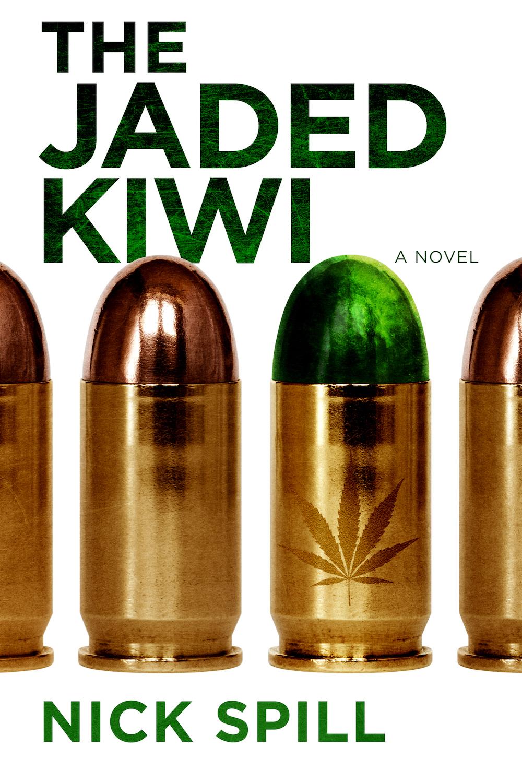 The Jaded Kiwi Nick Spill
