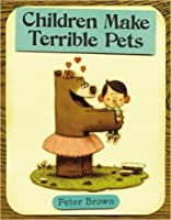 Children Make Terrible Pets (Starring Lucille Beatrice Bear)
