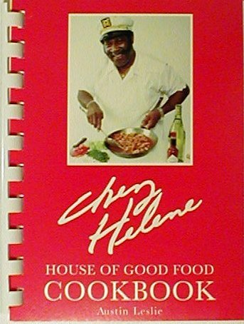 Chez Helene House of Good Food  by  Anton Leslie