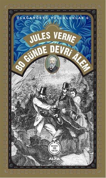 80 Günde Devri Âlem  by  Jules Verne