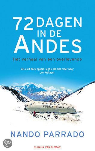 72 Dagen in de Andes  by  Nando Parrado