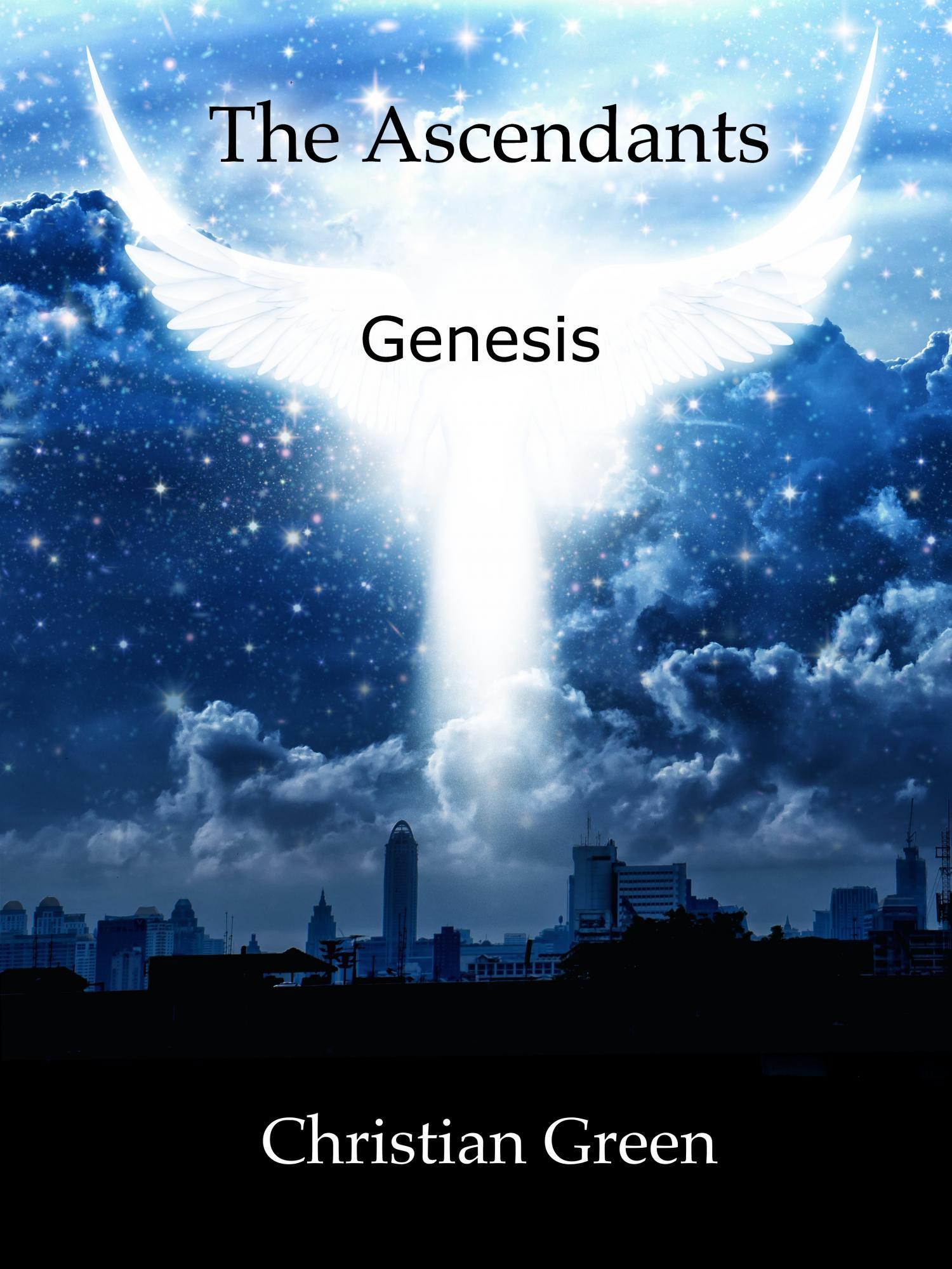 The Ascendants: Genesis  by  Christian  Green