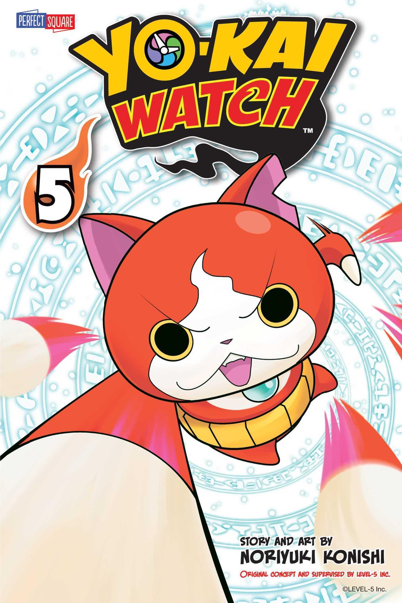 Yo-kai Watch, Vol. 5  by  Noriyuki Konishi