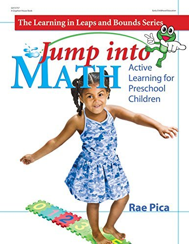 Jump Into Math: Active Learning for Preschool Children  by  Rae Pica