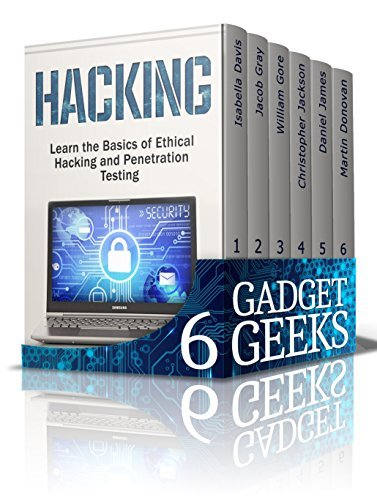Gadget Geeks Box Set: The Ultimate Guide That All Gadget Geeks Must Have! (hacking, Raspberry Pi Books, amazon fire phone) Isabella Davis