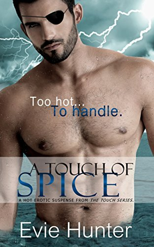 A Touch of Spice: A Hot Erotic Suspense. (The Touch Series Book 6)  by  Evie Hunter