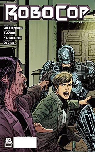 Robocop #11 (Robocop #11: 11) Joshua Williamson