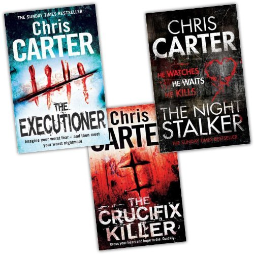 Chris Carter 3 Books Collection Pack Set RRP: £26.97  by  Chris Carter