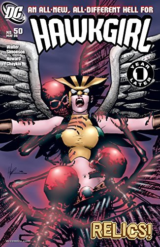 Hawkgirl (2006-) #50  by  Walter Simonson