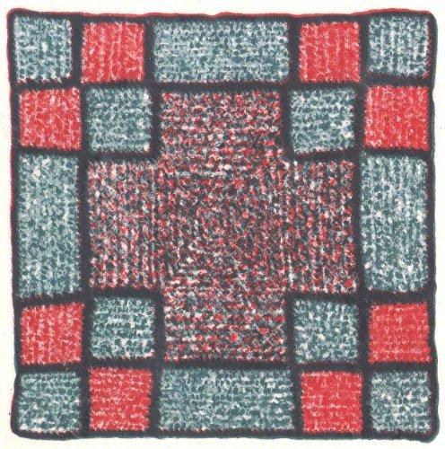 Arbor Window Crochet Rag Rug Pattern  by  Charlie Cat Patterns