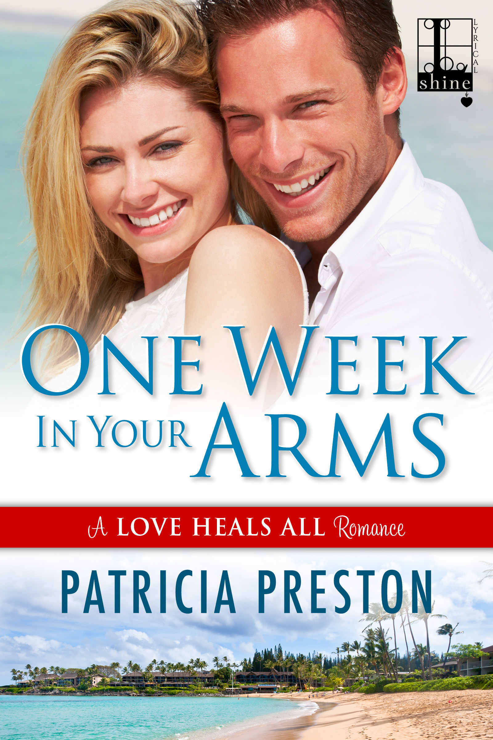One Week in Your Arms Patricia Preston