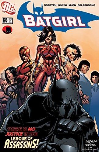 Batgirl (2000-) #68 Andersen Gabrych