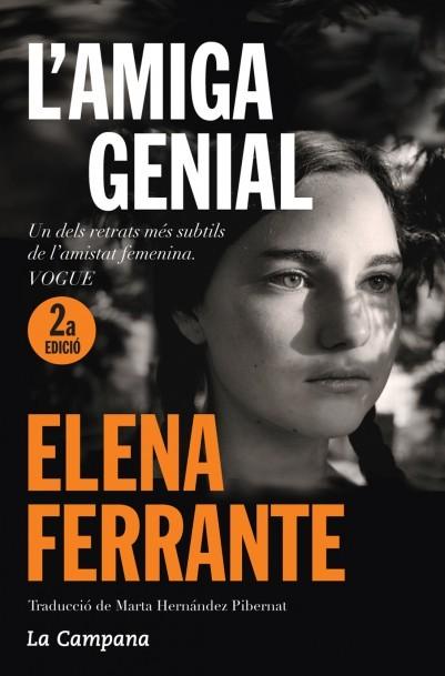 L'amiga genial (Dues amigues #1) Elena Ferrante