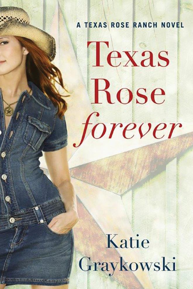 Texas Rose Forever  by  Katie Graykowski
