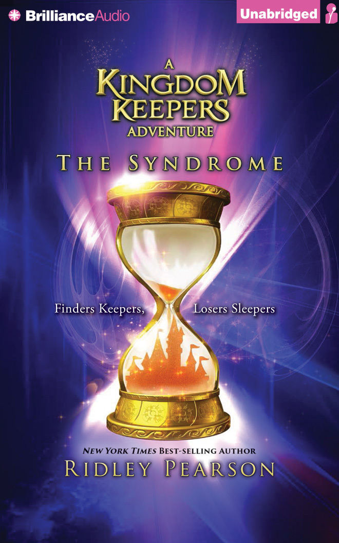 The Syndrome (Kingdom Keepers, #7.5)  by  Ridley Pearson