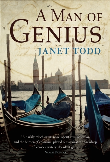 A Man of Genius  by  Janet Todd