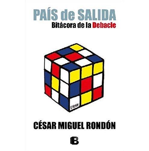 País de salida César Miguel Rondón
