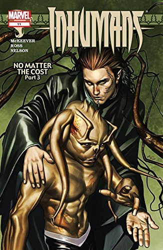 Inhumans (2003-2004) #11 Sean McKeever