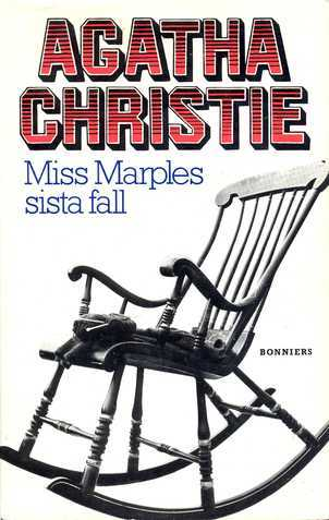 Miss Marpless sista fall  by  Agatha Christie