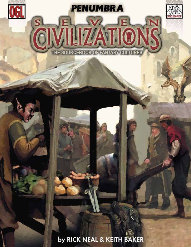 Seven Civilizations  by  Rick Neal