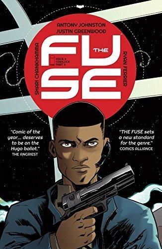 The Fuse #8 Antony Johnston