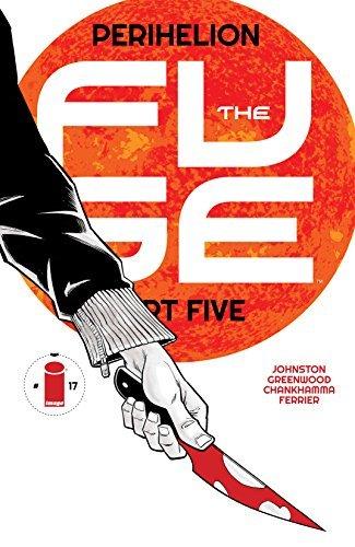 The Fuse #17 Antony Johnston