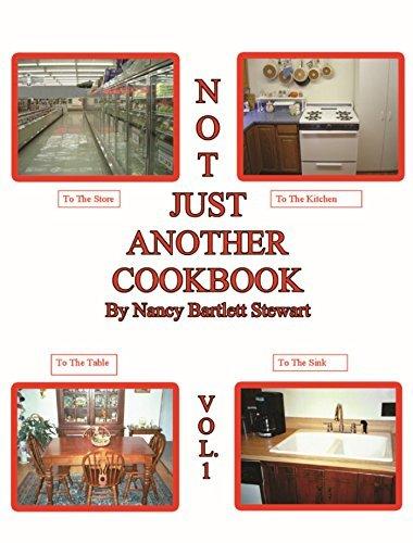 Not Just Another Cookbook Vol. 1 Nancy Stewart