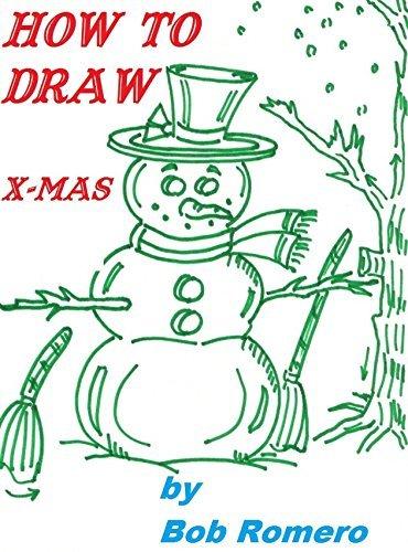 How To Draw X-Mas Robert Romero