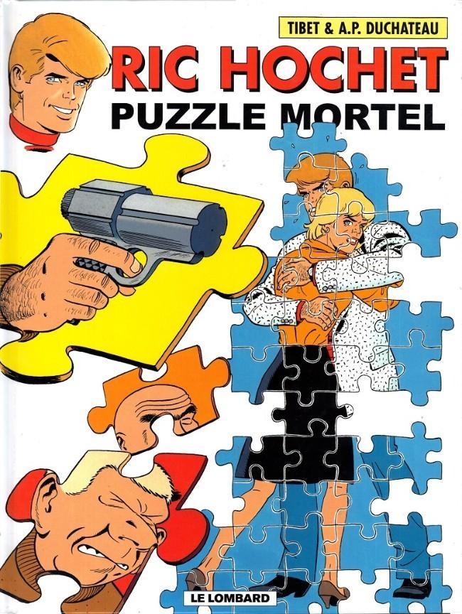 Ric Hochet, Tome 74 : Puzzle Mortel André-Paul Duchâteau