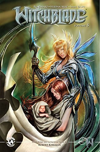 Witchblade Vol. 5  by  Ron Marz
