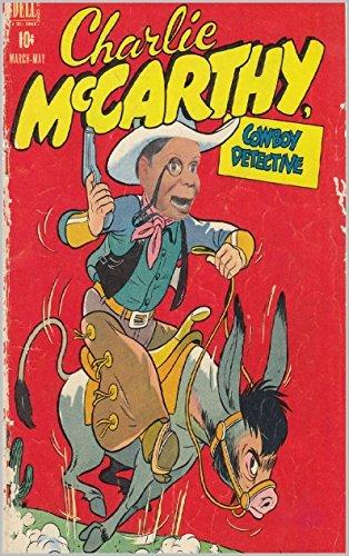 Charlie McCarthy Dell Comics