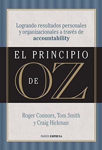 El principio de Oz Roger Connors