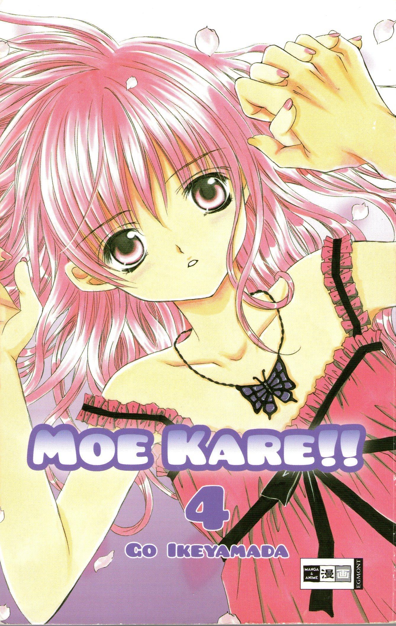 Moe kare!!, Band 4  by  Gō Ikeyamada