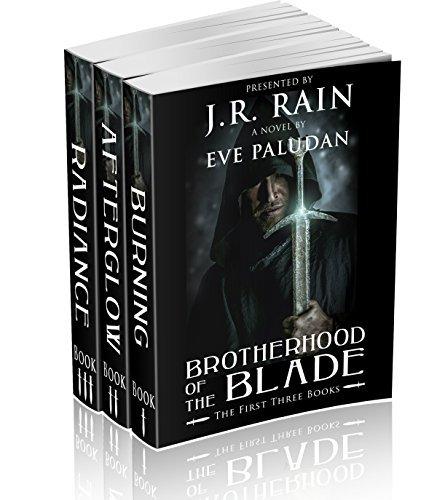 Brotherhood of the Blade: The First Three Books Eve Paludan