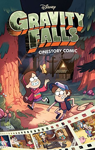 Disney Gravity Falls Cinestory Comic  by  Disney