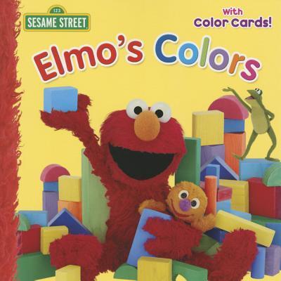 Elmos Colors  by  Naomi Kleinberg