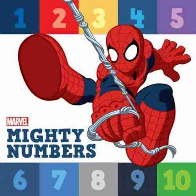 Mighty Numbers  by  Marvel Press