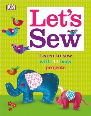 Lets Sew DK Publishing