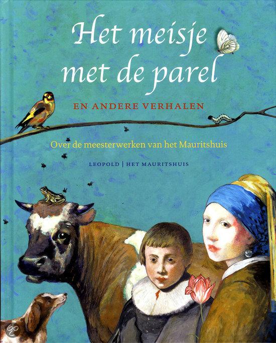 Het meisje met de parel en andere verhalen Imme Dros