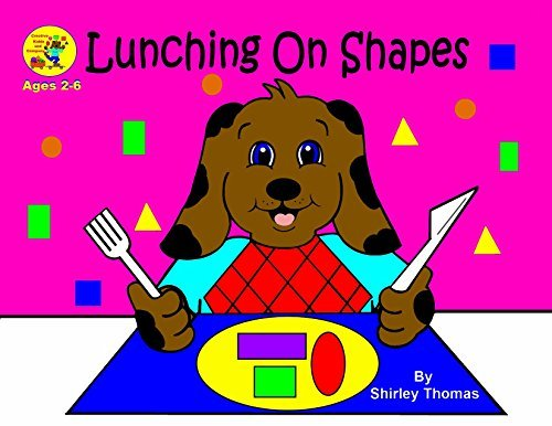 Lunching On Shapes  by  Shirley Thomas