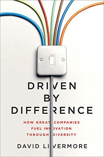 Driven Difference: How Great Companies Fuel Innovation Through Diversity by David Livermore