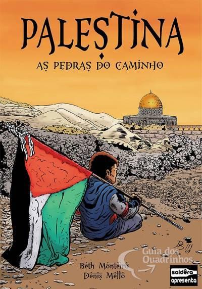 Palestina: As Pedras do Caminho  by  Beth Monteiro
