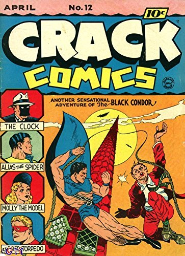 Crack Comics #12 Quality